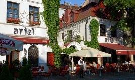 Barrio Kazimierz. Restaurante Ariel