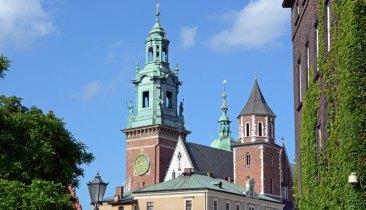 Torres de la Catedral de Wawel