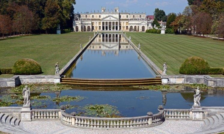 Villa Pisani. Vista General