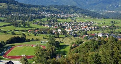 Valle de Bled. Zasip y Garganta de Vintgar