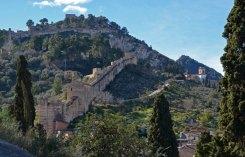 Murallas de Xàtiva y Castell Menor