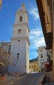 Torre de la Colegiata de Xàtiva