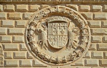 Escudo de los Duques de Medinaceli