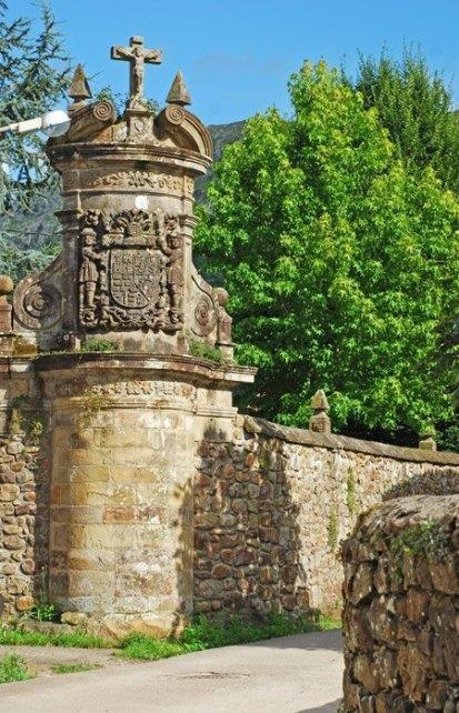 Cruz de Rubalcaba (S.XVIII)