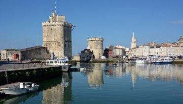 Puerto Viejo y Torres desde el Canal