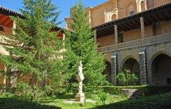 CASALARREINA - Monasterio: Claustro