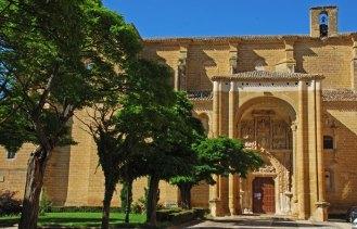 CASALARREINA - Fachada del Monasterio