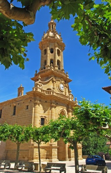 CUZCURRITA - Iglesia de San Andrés (Torre y Fachada Barrocas)