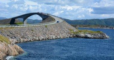 Carretera del Atlántico. Puente Storselund