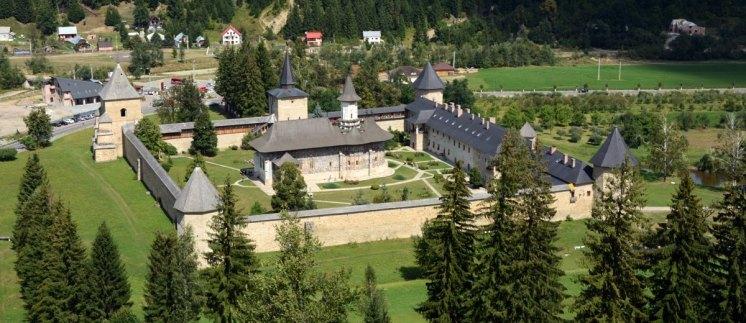 Monasterio Sucevita