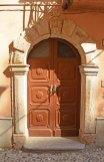 Portada de casa típica en Chianalea