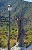 Monumento al Pez-espada - SCILLA