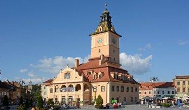 Brasov. Casa del Consejo