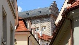 Malá Strana. Palacio Schwarzenberg