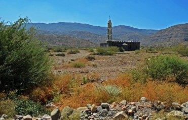 Mezquitas e Iglesias se mezclan en los pueblos de la región