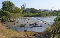 Paisaje del Nilo Azul