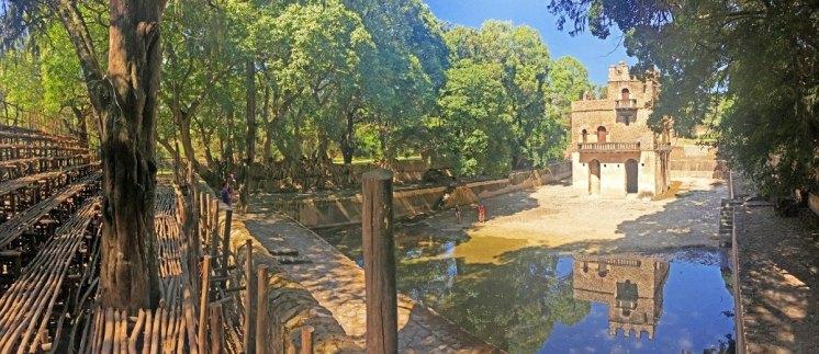 Piscina y Palacete de los Baños Imperiales
