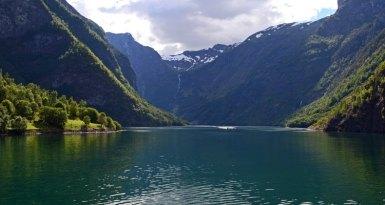 Fiordo de Nærøy y Gudvangen