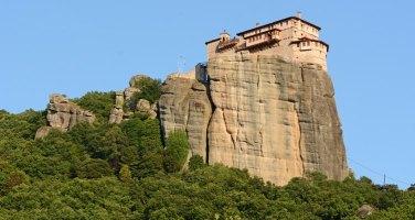 Roca y Monasterio de Roussoneau