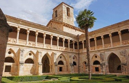 Claustro Gótico del Monasterio