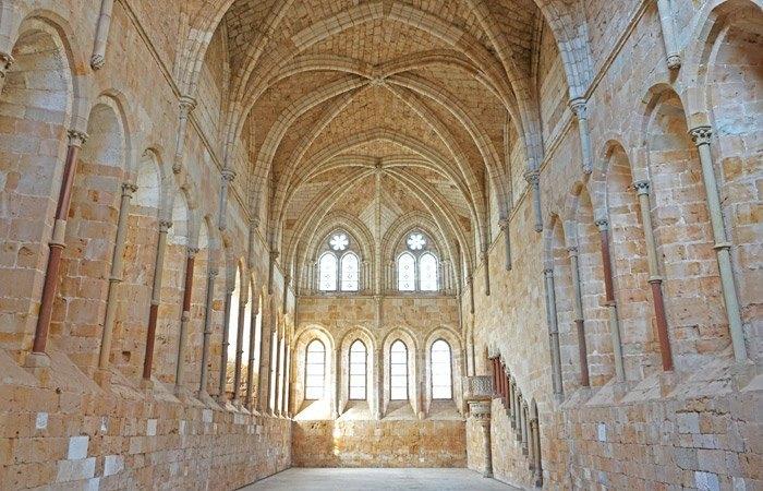 Refectorio de los Monjes (S.XIII)