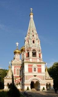 Iglesia Memorial de Shipka