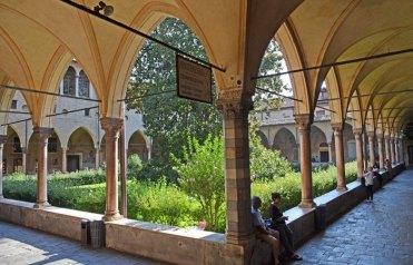 Claustro de la Basilica de San Antonio