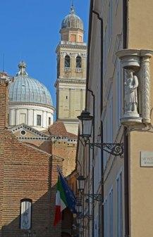 Cúpula y Torre de Santa Giustina