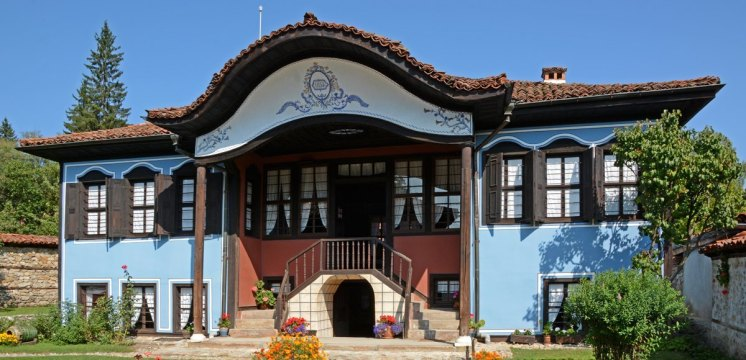 Koprivshtitsa. Casa Lyutov