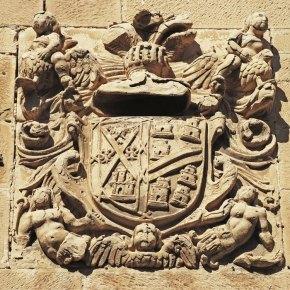 Blasón S.XVIII