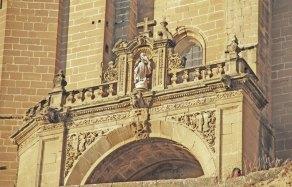 Santa María la Mayor - Portada