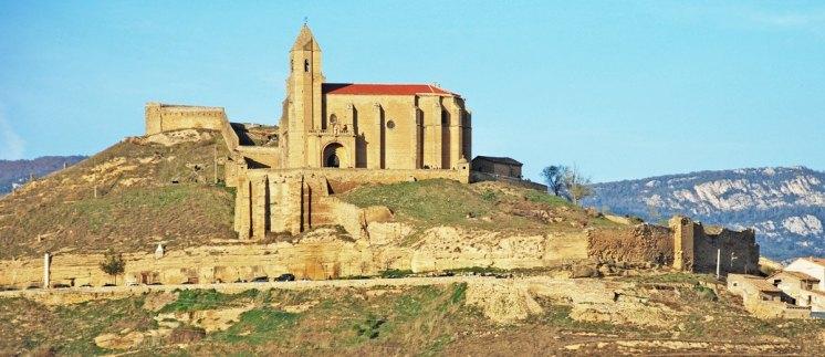 Iglesia de Santa María la Mayor - San Vicente de la Sonsierra