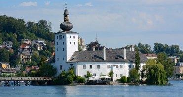 Gmunden. Castillo de Ort