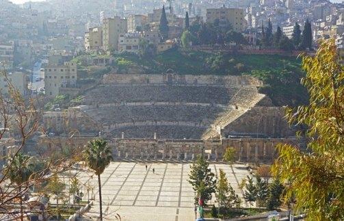 Teatro Romano de Amán