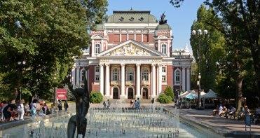Sofía. Teatro Nacional