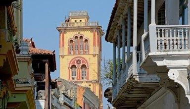 Balcón y Torre del Convento de San Agustín