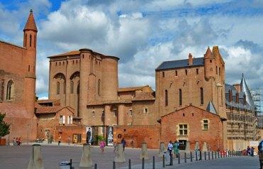 Palacio Episcopal de La Berbie - Museo Toulouse-Lautrec