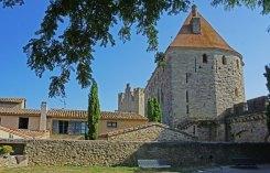 Porte de Narbonne desde el interior