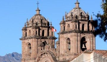 Torres de la Iglesia de la Compañía de Jesús