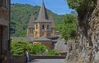 Iglesia abacial de Sainte-Foy (Conques)