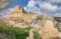 Castillo templario de Al-Karak
