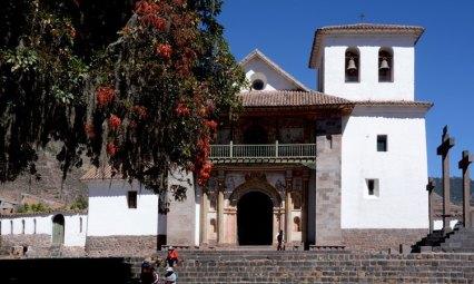 Andahuaylillas. Iglesia de San Pedro