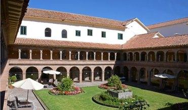 Convento de las Nazarenas. Belmond Monasterio. Claustro Pequeño