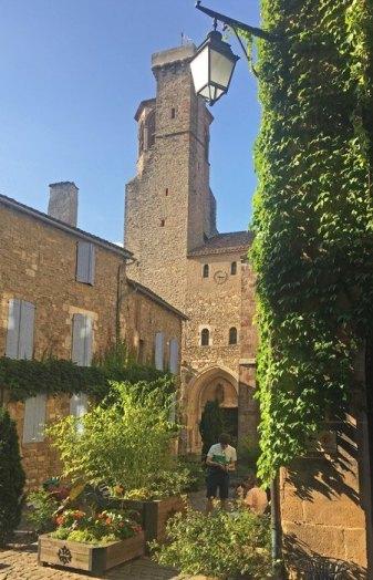 Torre Iglesia de Saint-Michel