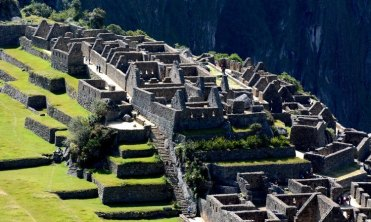 Machu Picchu. Barrio Residencial y Templo de las Vírgenes del Sol