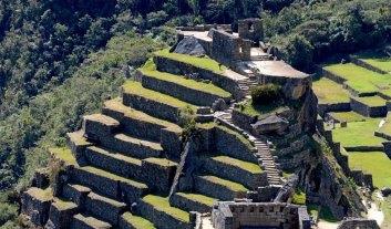 Machu Picchu. Intihuatana