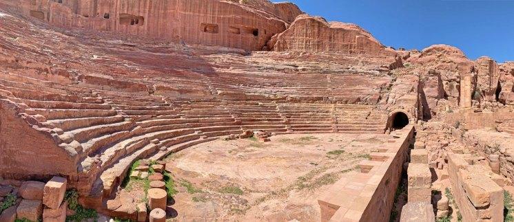 Teatro Nabateo de Petra