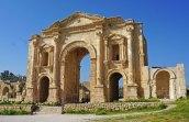Arco de Adriano (Jerash)