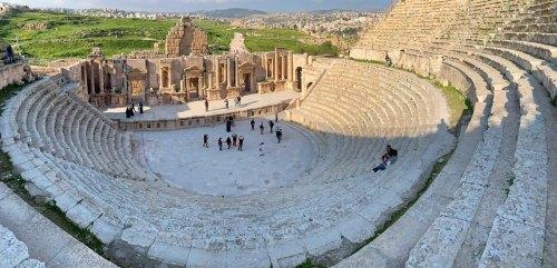 Teatro Sur (Jerash)