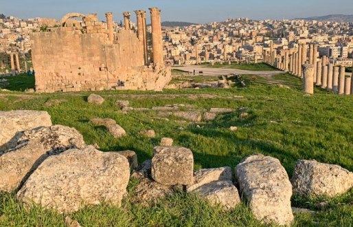 Templo de Artemisa (Jerash)